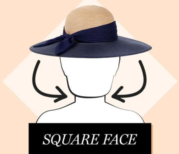 lady square face
