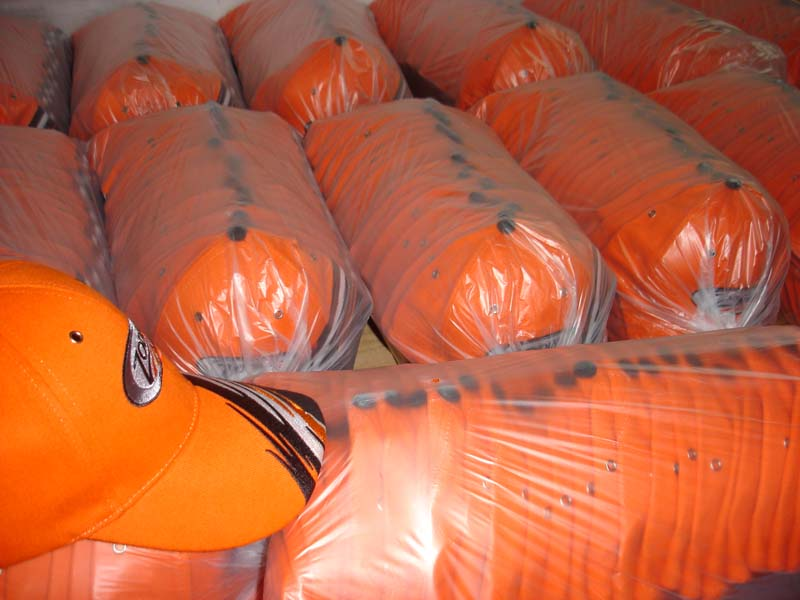 Distribution of China cap factories, Chinese baseball cap